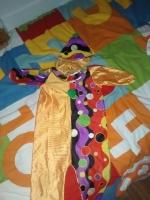 Ofrezco Disfraz de Payaso (Gratis)