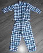 Ofrezco Pijama niño de franela talla 4-5 años (Gratis)