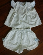 Ofrezco Pijama de verano niña talla 2 años (Gratis)