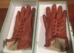 Vendo guantes de piel de mujer. Para mano mediana